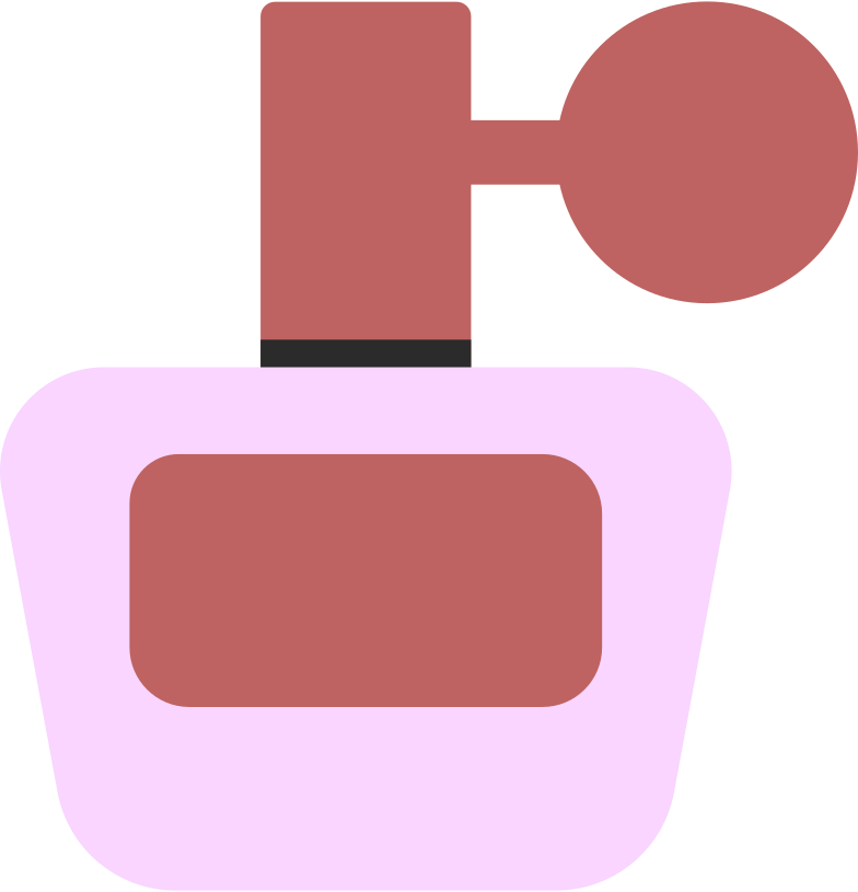 perfume Clipart illustration in PNG, SVG