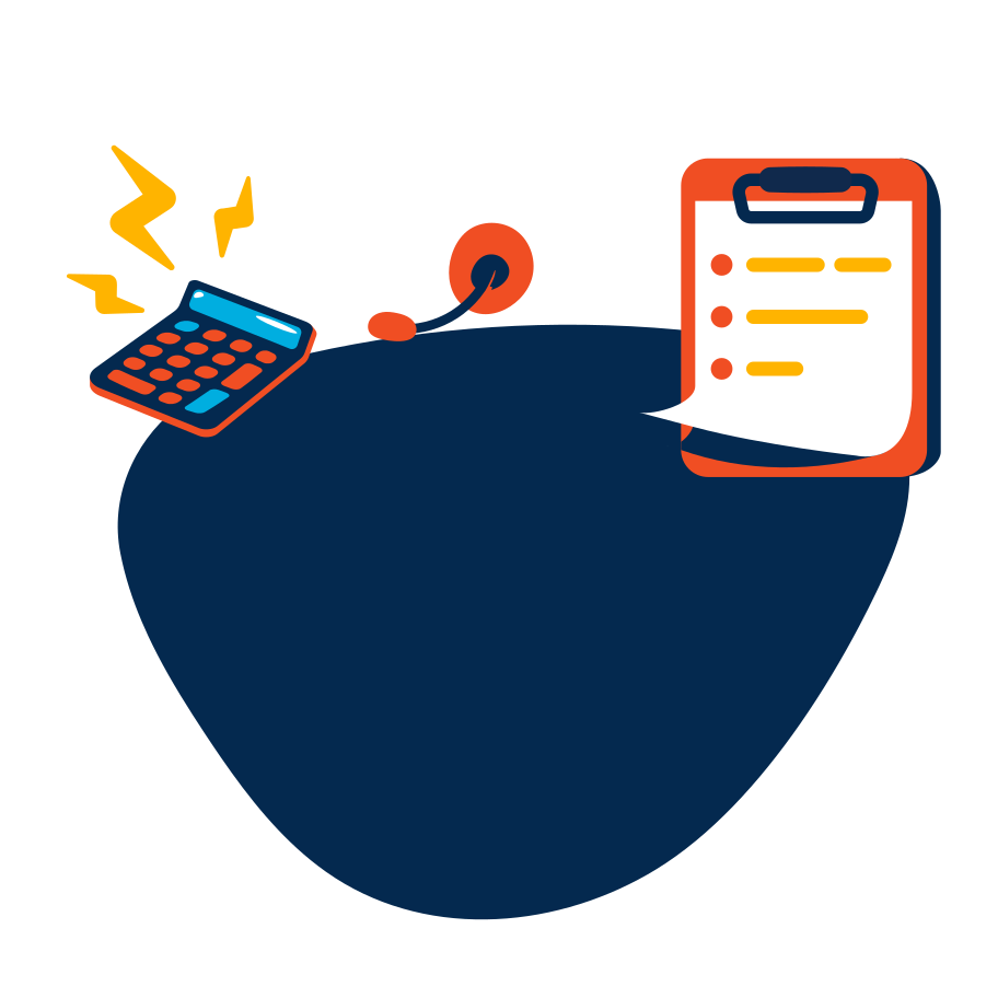 Business consultant Clipart illustration in PNG, SVG