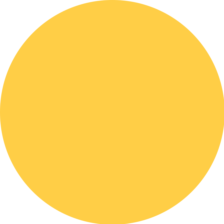circle-2-yellow Clipart illustration in PNG, SVG