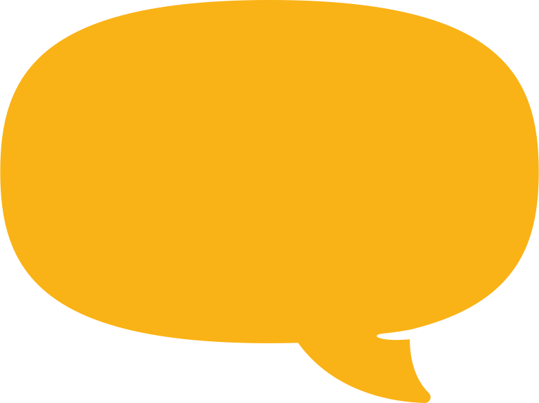 speech bubble oval Clipart illustration in PNG, SVG