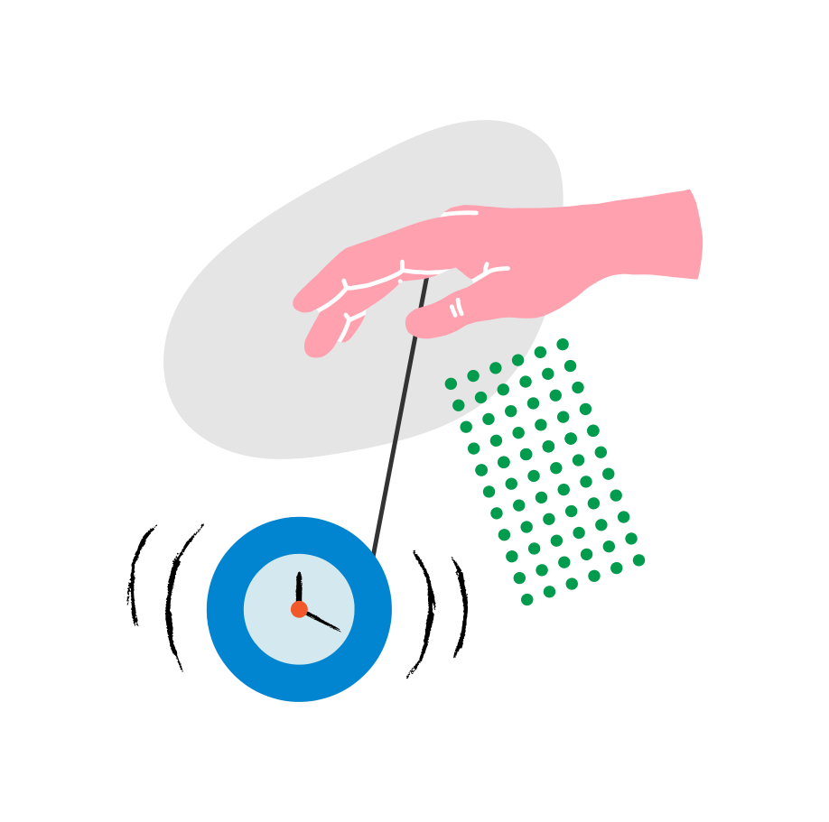 volte mais tarde Clipart illustration in PNG, SVG