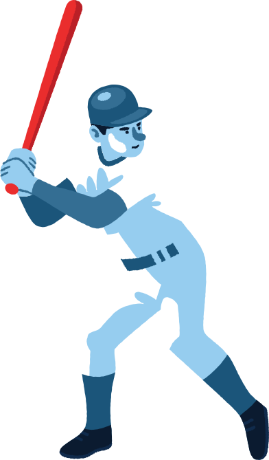 style baseball images in PNG and SVG   Icons8 Illustrations