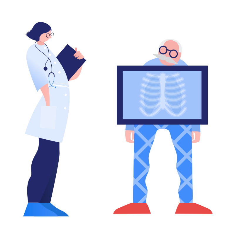 style Lung x-ray Vector images in PNG and SVG | Icons8 Illustrations