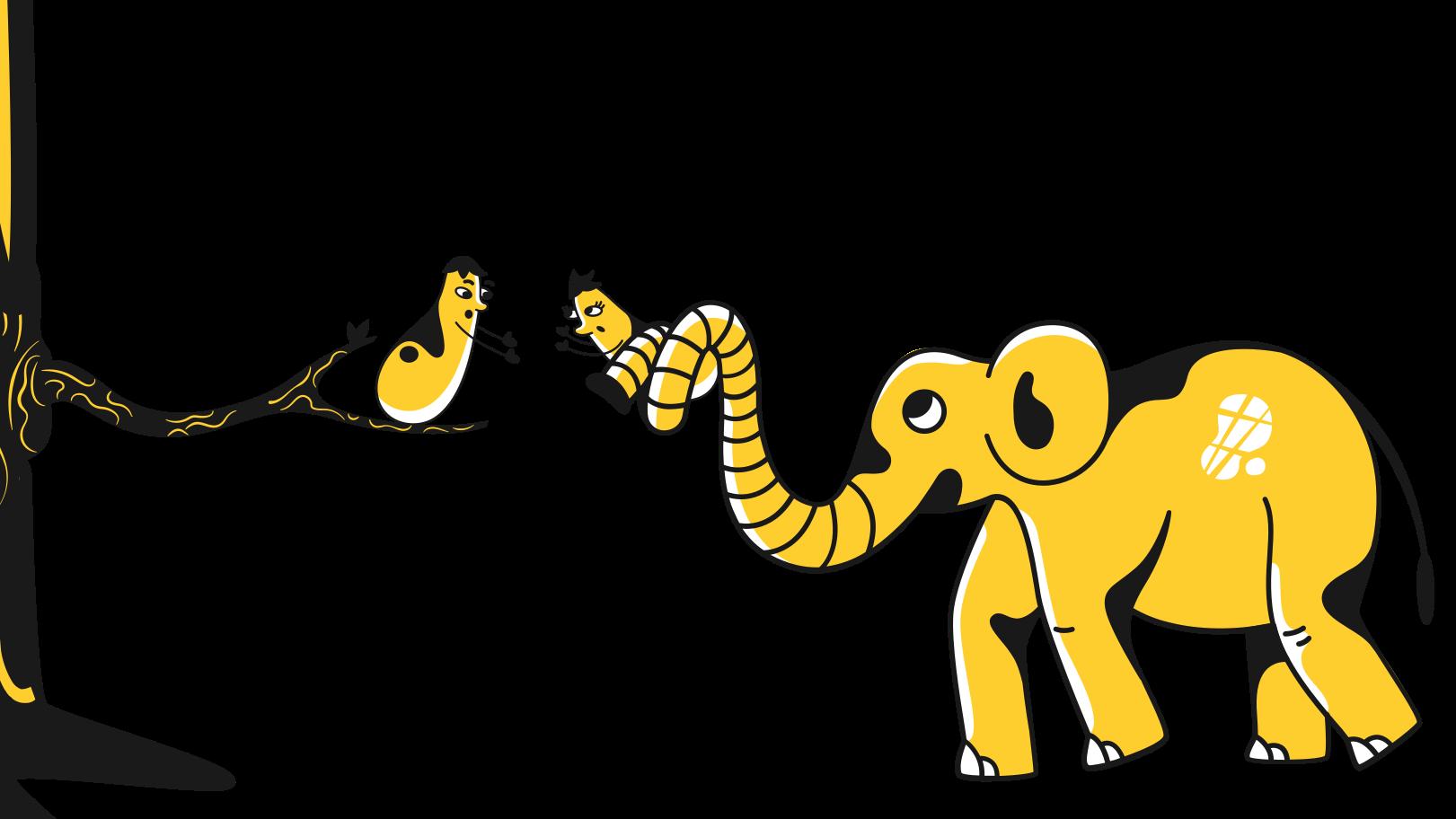 Illustration clipart Aide à réunir aux formats PNG, SVG