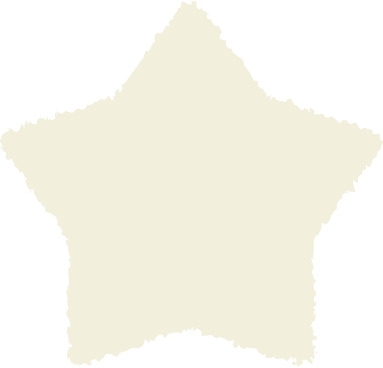star beige Clipart illustration in PNG, SVG