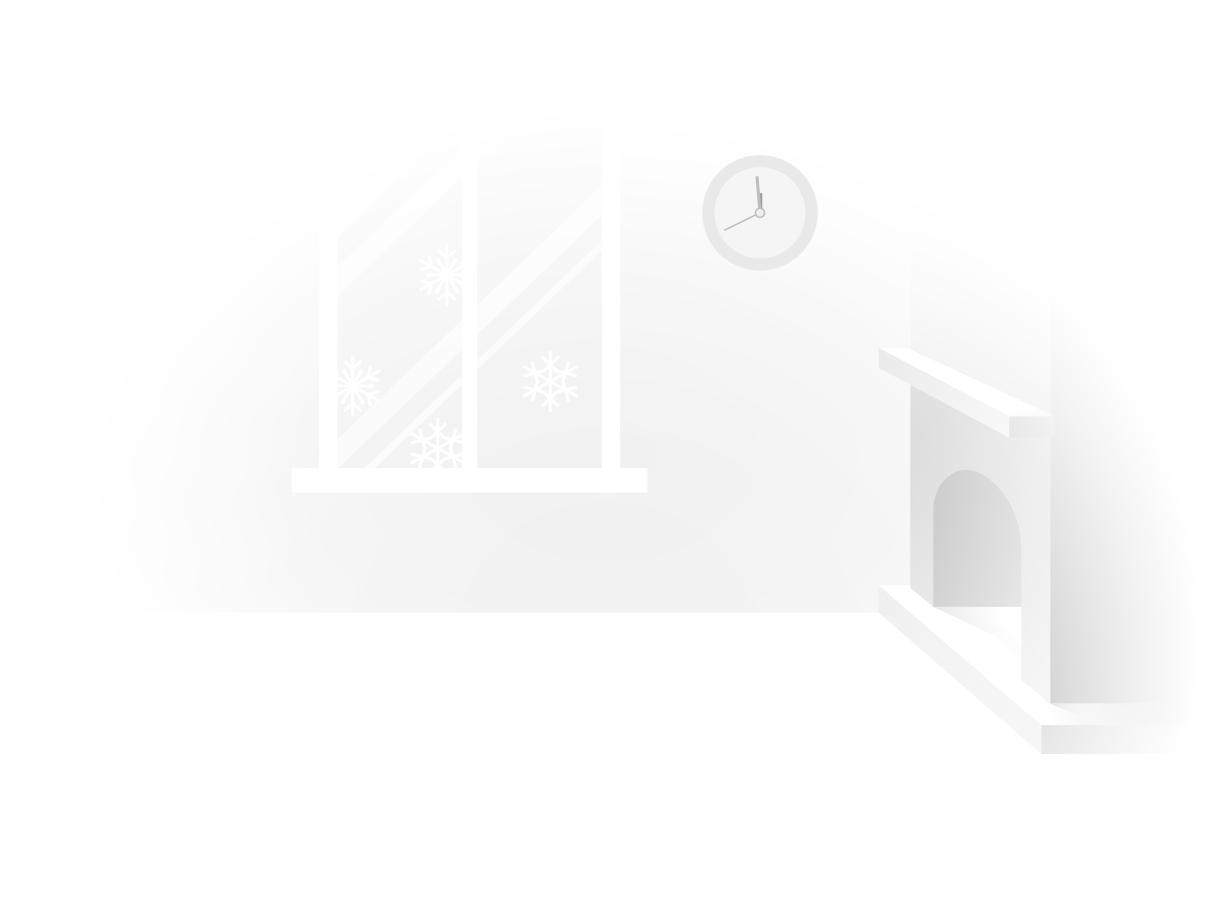 room winter Clipart illustration in PNG, SVG