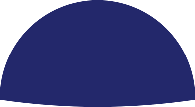 style semicircle dark blue images in PNG and SVG | Icons8 Illustrations