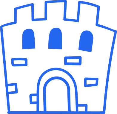 style castle images in PNG and SVG | Icons8 Illustrations