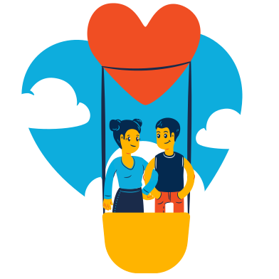 style Love journey images in PNG and SVG | Icons8 Illustrations
