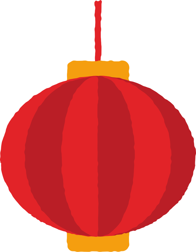 lantern round simple Clipart illustration in PNG, SVG