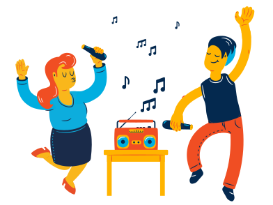 style Dance, dance images in PNG and SVG | Icons8 Illustrations