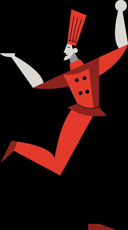 cook Clipart illustration in PNG, SVG