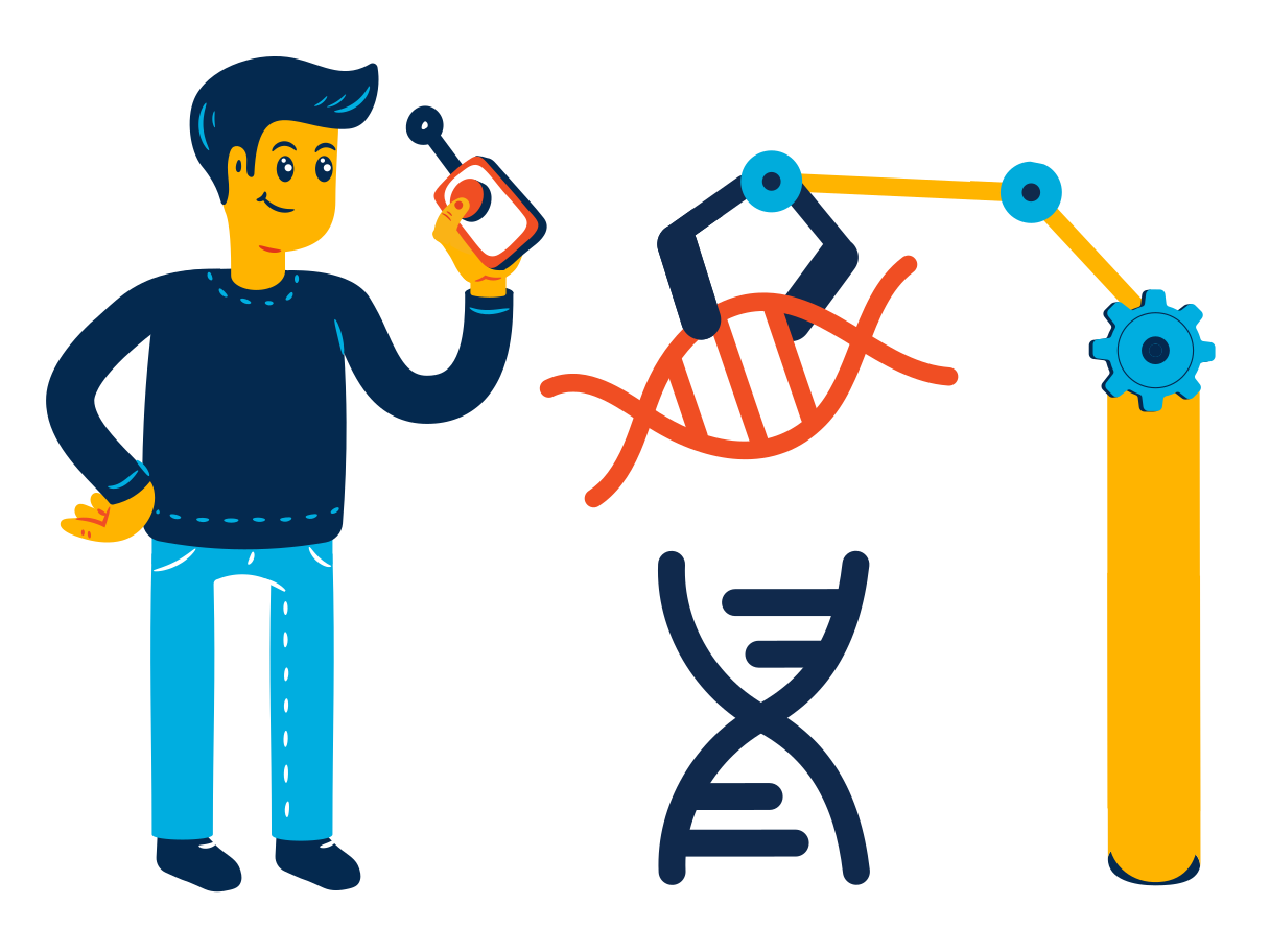 style Genetic engineering Vector images in PNG and SVG   Icons8 Illustrations