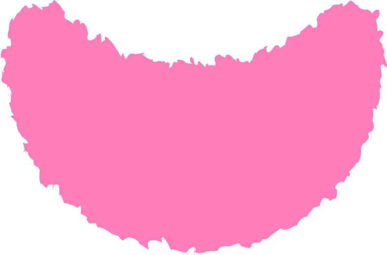 style crescent pink Vector images in PNG and SVG | Icons8 Illustrations