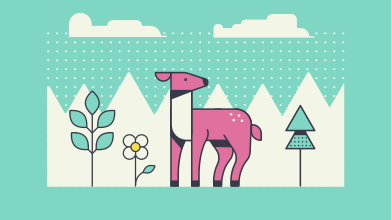 style Forest animal images in PNG and SVG | Icons8 Illustrations