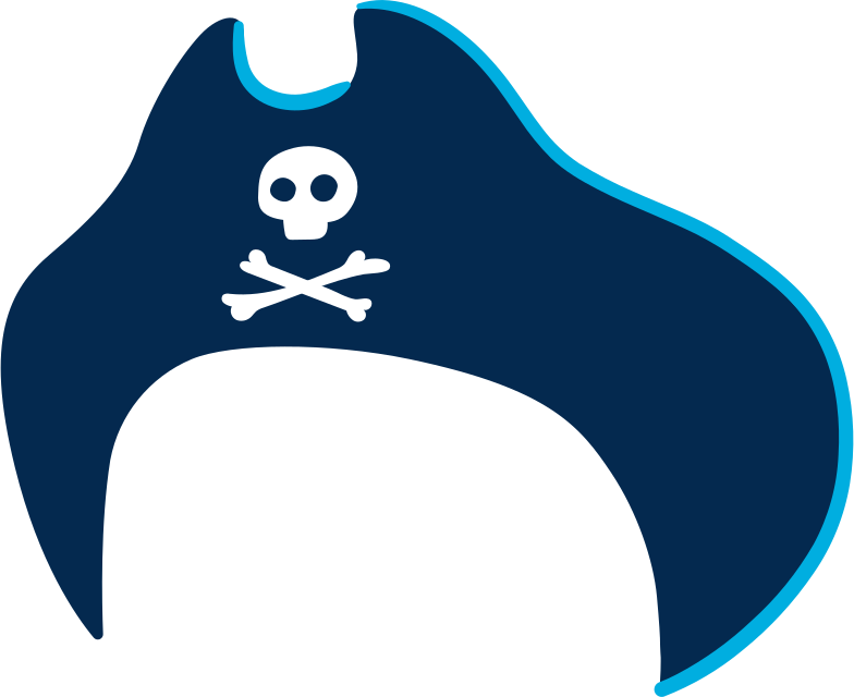 style pirate hat Vector images in PNG and SVG | Icons8 Illustrations