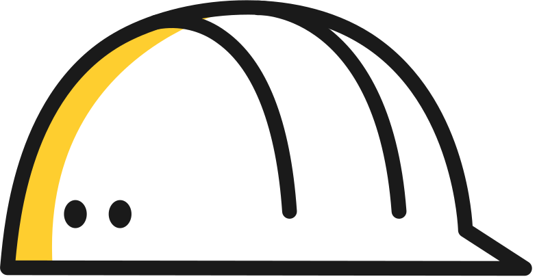style working helmet Vector images in PNG and SVG | Icons8 Illustrations