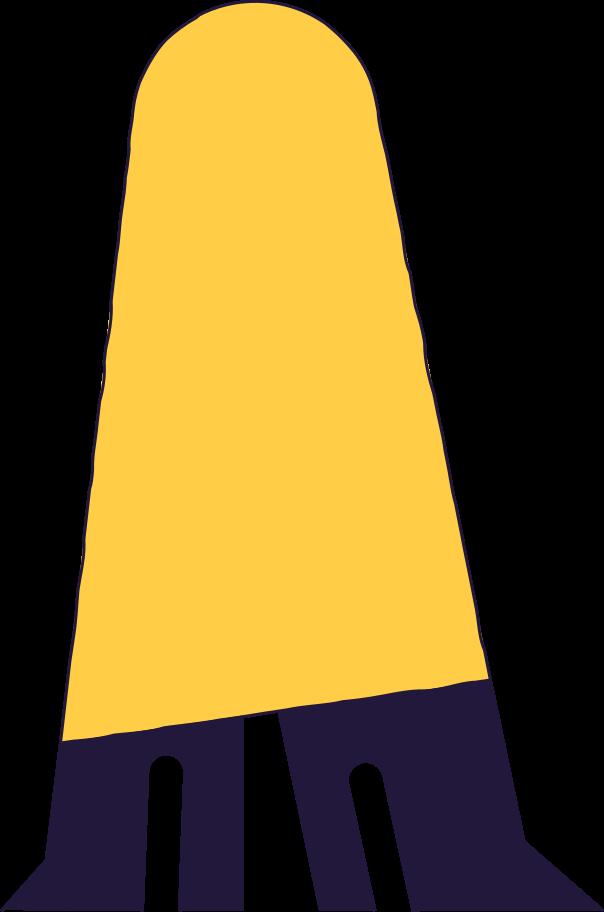 Ilustración de clipart de Esperando piernas en PNG, SVG