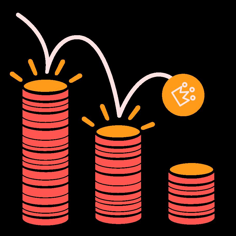 Illustration clipart La finance aux formats PNG, SVG