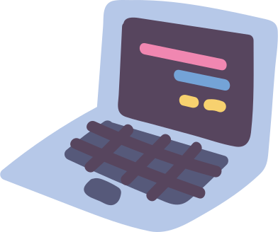 style computer images in PNG and SVG | Icons8 Illustrations