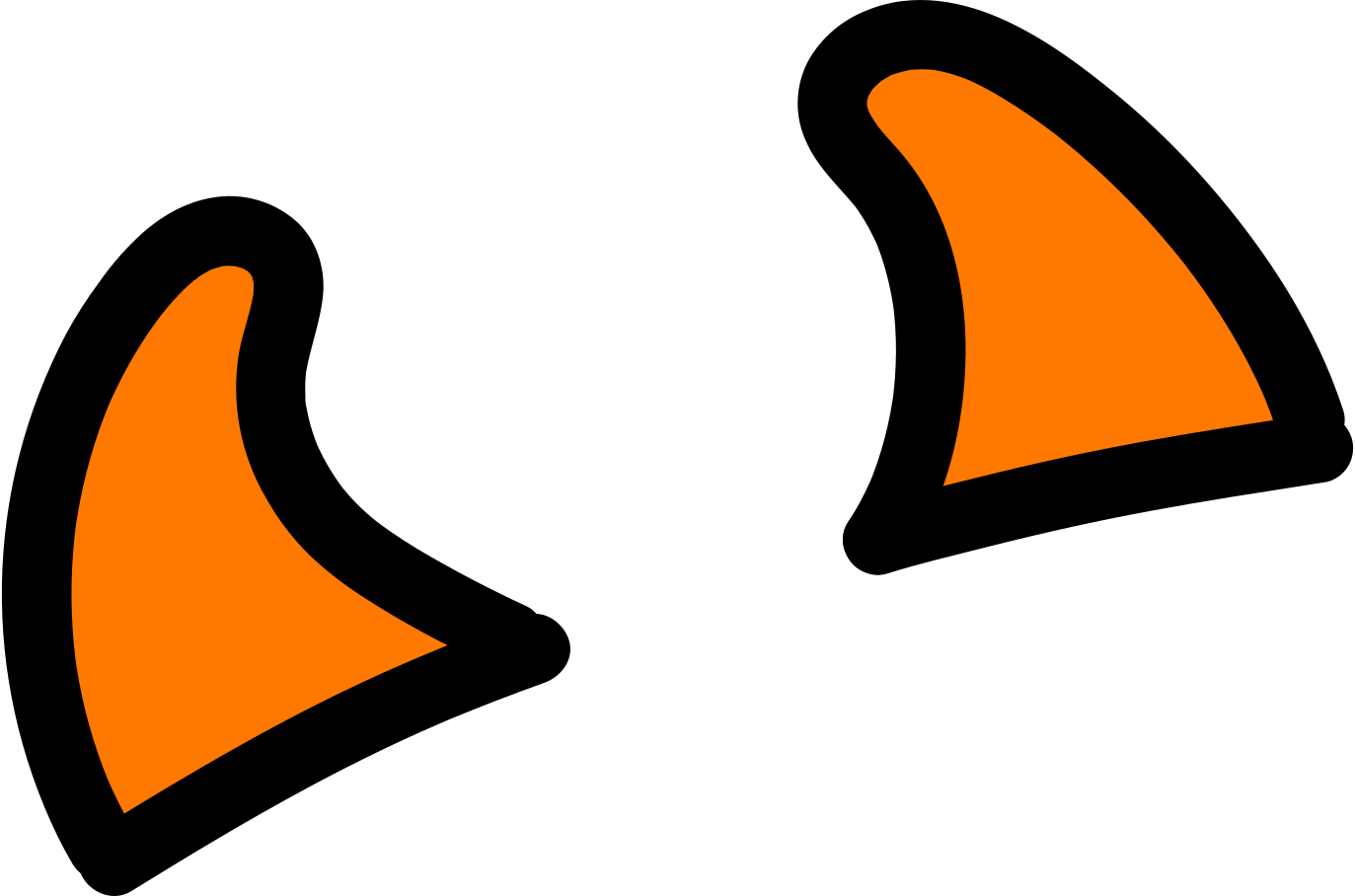 style horns for halloween Vector images in PNG and SVG   Icons8 Illustrations