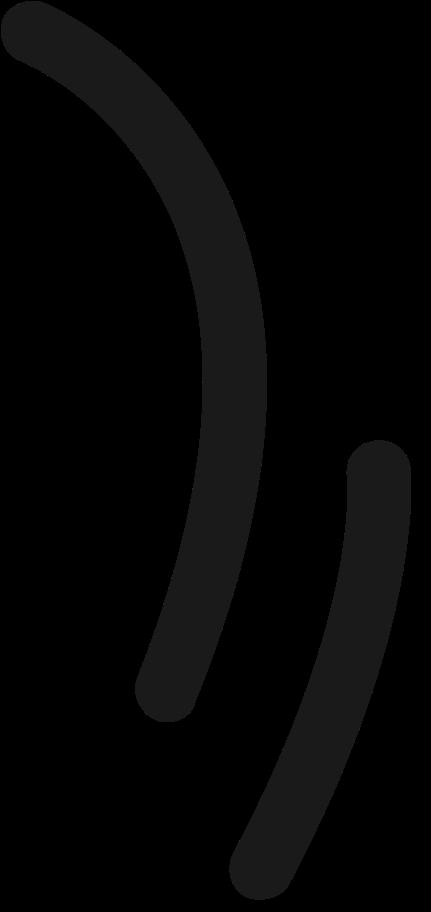 PNGとSVGの  スタイルの 装飾的なラインを飛ばす ベクターイメージ | Icons8 イラスト