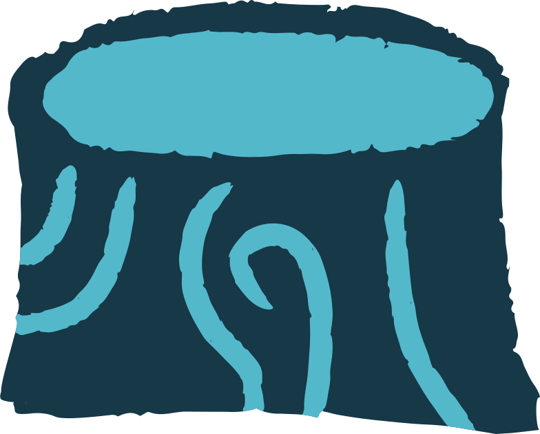 stump Clipart illustration in PNG, SVG