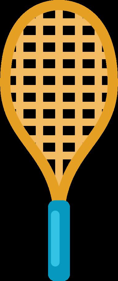 tennis racket Clipart illustration in PNG, SVG