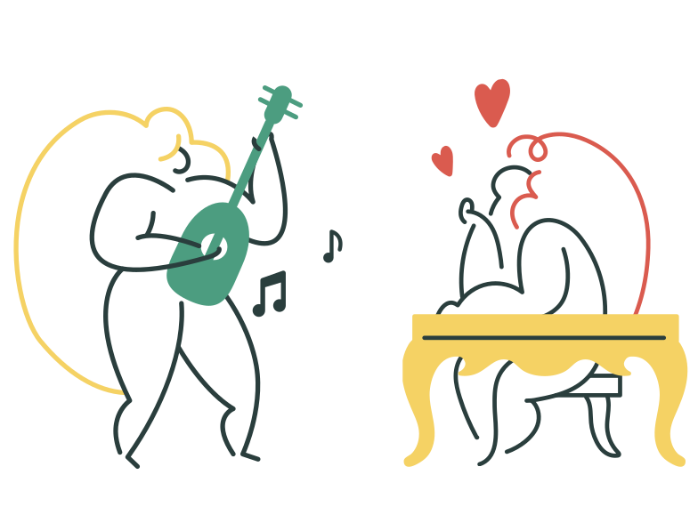 style Serenade Vector images in PNG and SVG | Icons8 Illustrations