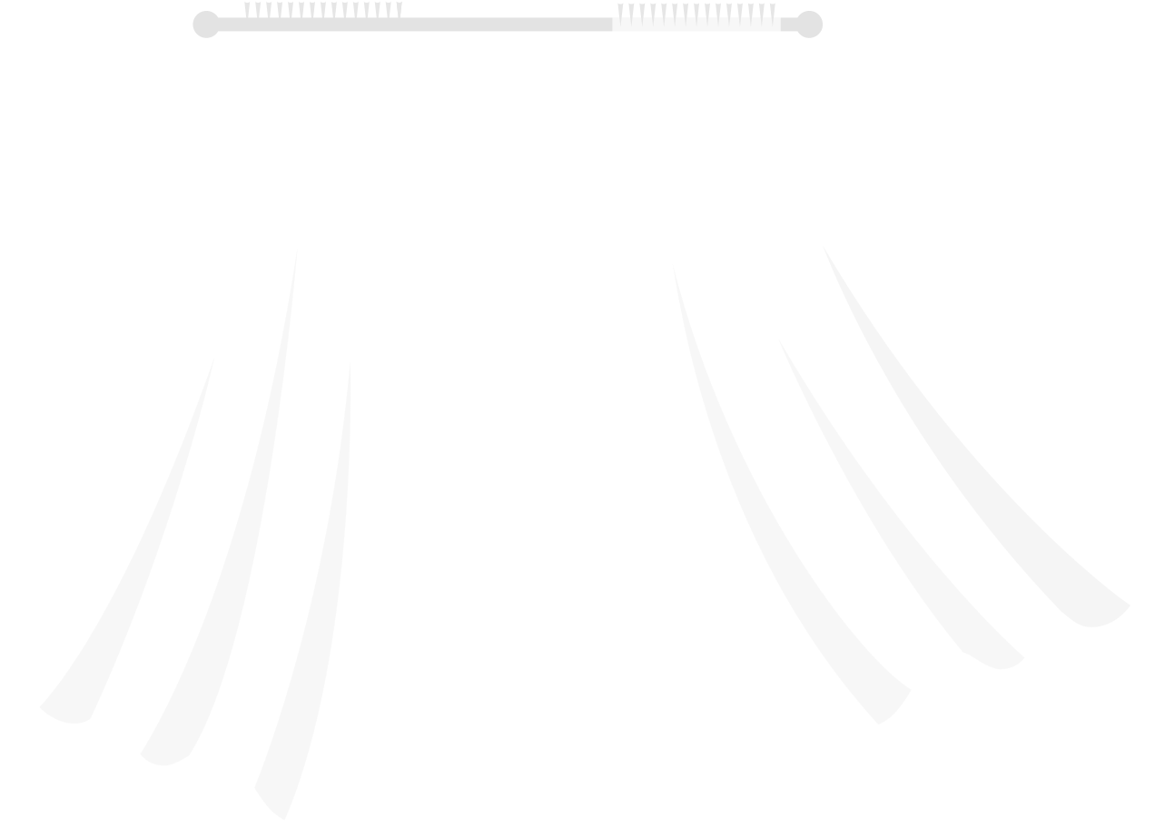 curtain waving Clipart illustration in PNG, SVG