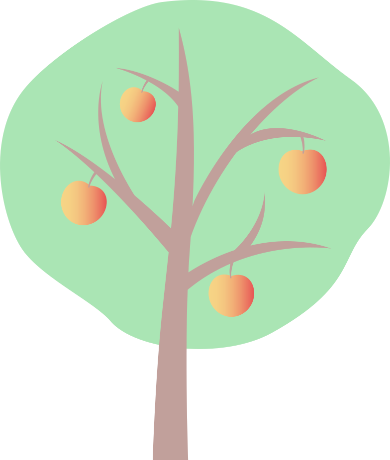 style apple-tree Vector images in PNG and SVG | Icons8 Illustrations