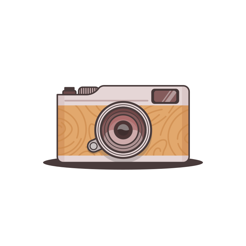style Vintage camera Vector images in PNG and SVG | Icons8 Illustrations