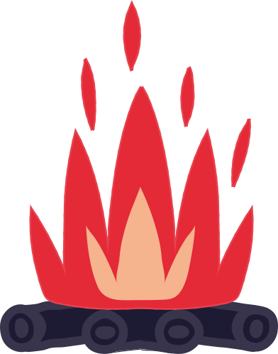 style fire images in PNG and SVG   Icons8 Illustrations