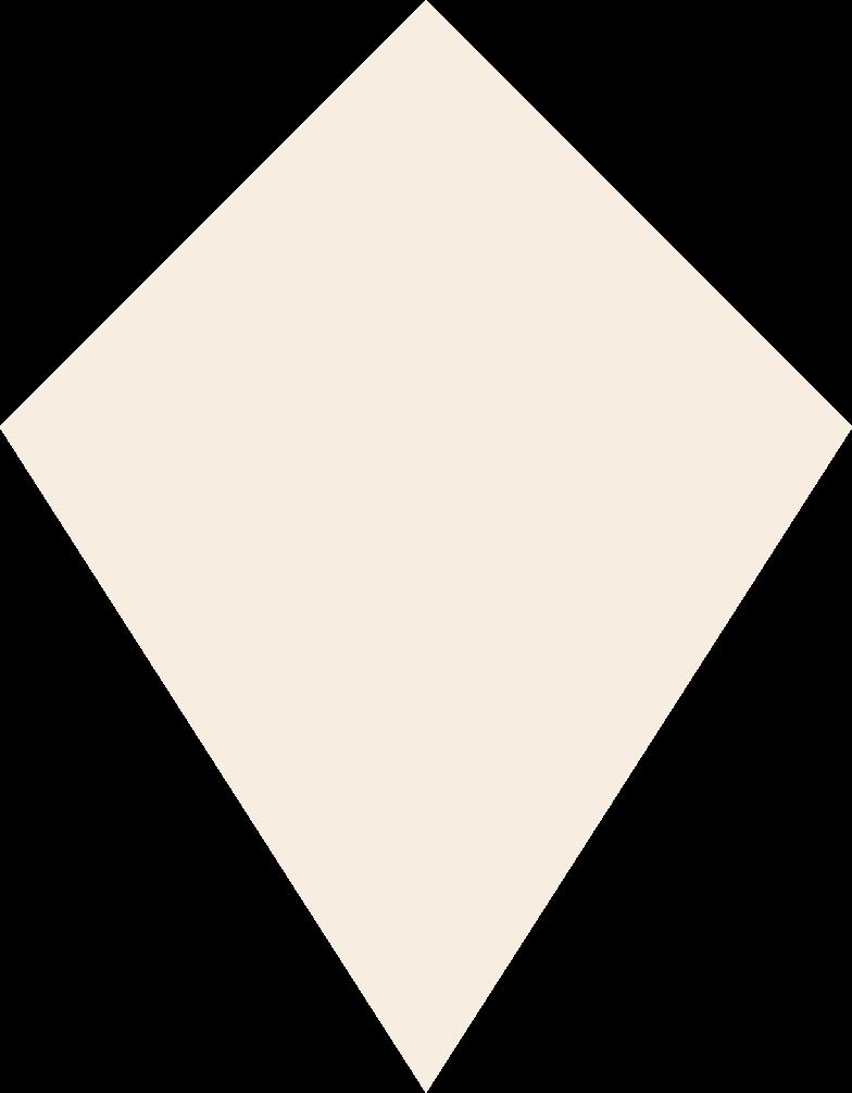kite-beige Clipart illustration in PNG, SVG