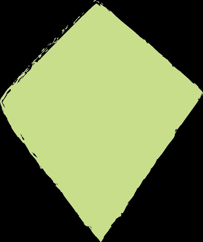 kite-light-green Clipart illustration in PNG, SVG