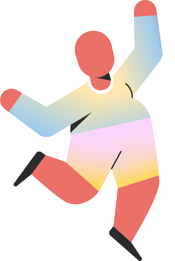 style chubby child jumping Vector images in PNG and SVG | Icons8 Illustrations