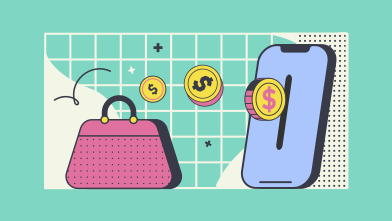 style Mobile payment images in PNG and SVG | Icons8 Illustrations