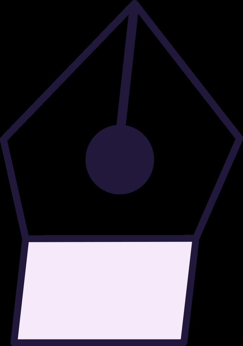 design  pen tool Clipart illustration in PNG, SVG