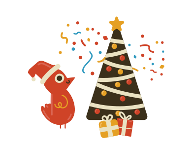 style Christmas celebration images in PNG and SVG | Icons8 Illustrations