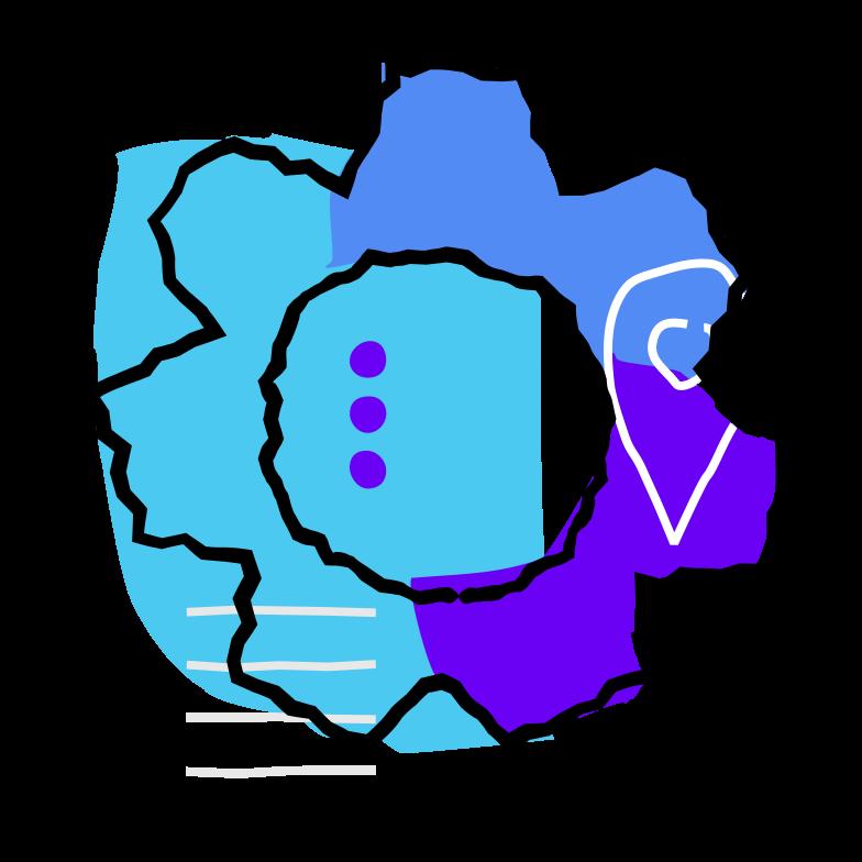 PNGとSVGの  スタイルの 設定 ベクターイメージ | Icons8 イラスト