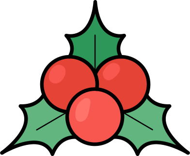 style mistletoe images in PNG and SVG | Icons8 Illustrations