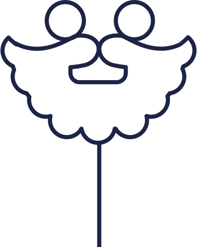 style santa mask images in PNG and SVG | Icons8 Illustrations
