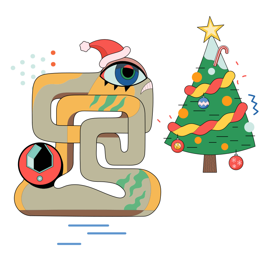 style Christmas decorations Vector images in PNG and SVG | Icons8 Illustrations