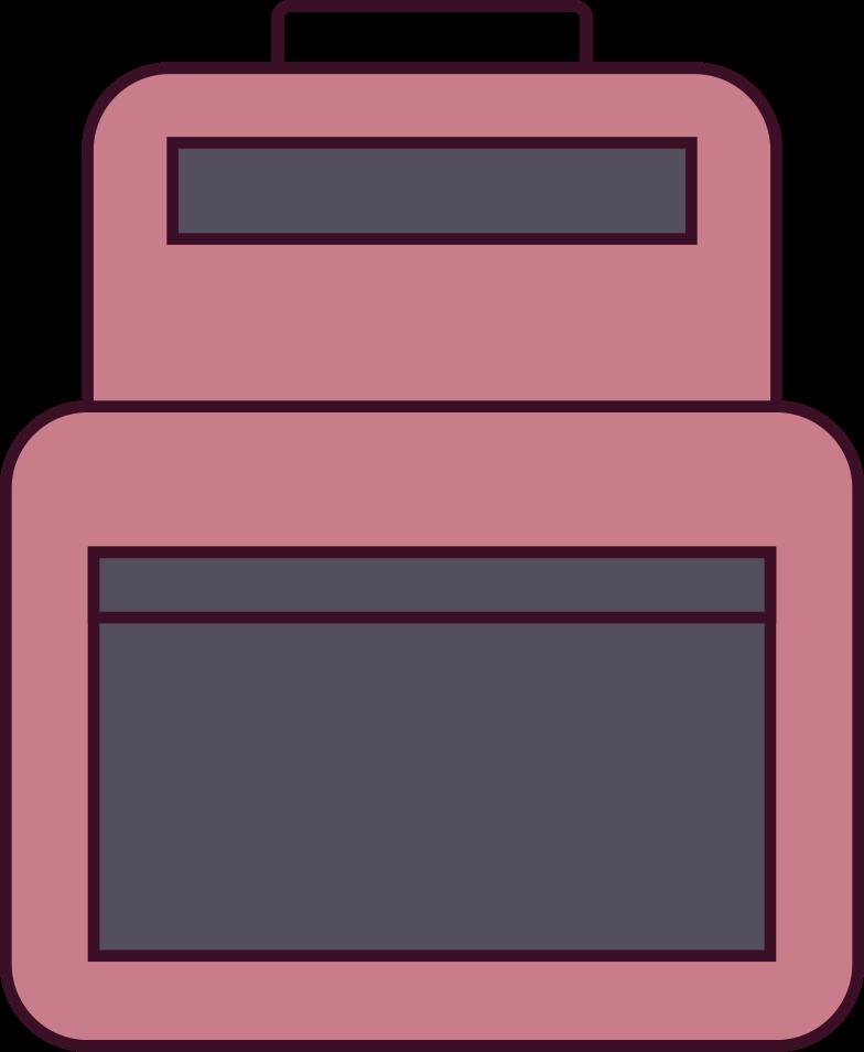 case Clipart illustration in PNG, SVG
