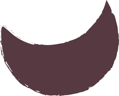 style crescent-dark-brown images in PNG and SVG | Icons8 Illustrations