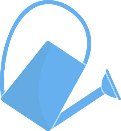 style blue wateringcan images in PNG and SVG | Icons8 Illustrations