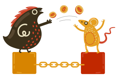 style Bitcoin transaction images in PNG and SVG | Icons8 Illustrations