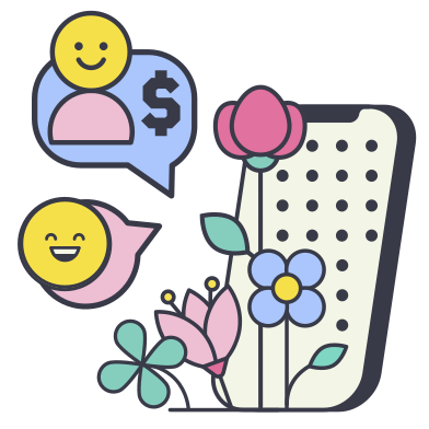 style Order for flowers images in PNG and SVG | Icons8 Illustrations