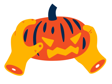 style Halloween decorations images in PNG and SVG | Icons8 Illustrations