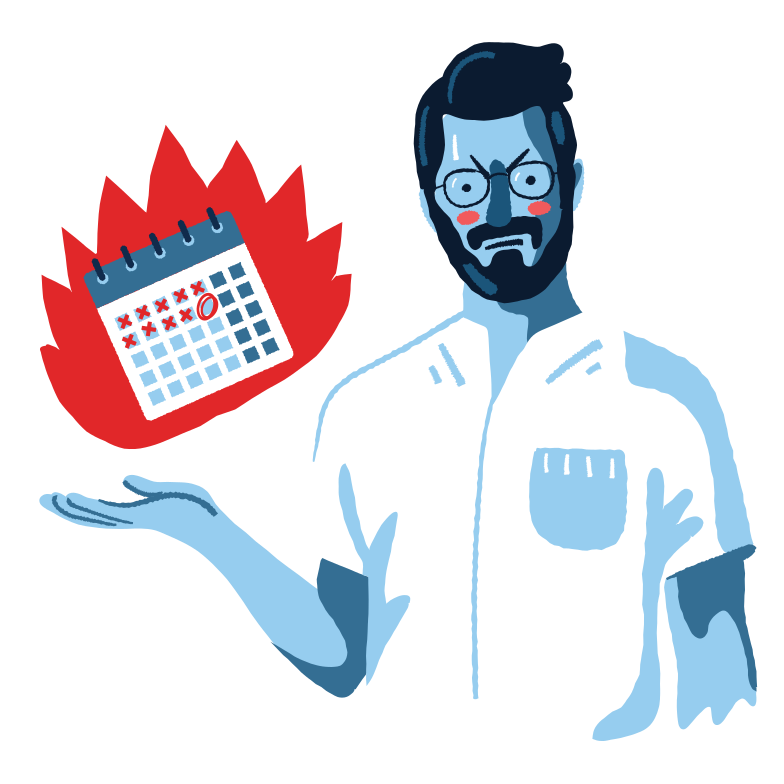 style Deadline Vector images in PNG and SVG | Icons8 Illustrations